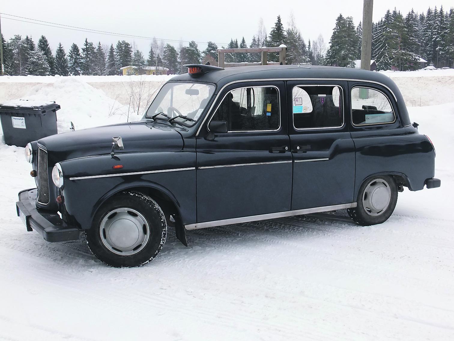 Taksi Korpilahti