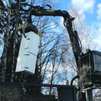 Repe ja Romu ottavat kyytiinsä ongelmajätettä ja metalliromua ensi viikolla Kurussa ja Viljakkalassa – viime vuonna metallisaalis oli 9,6 tonnia