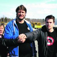 Urheiluväki välittää Metsäkylän nuorista