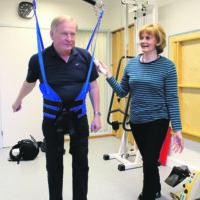 Fysioterapiassa otetaan isoja askelia Ylöjärvellä