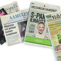 Mediakenttä murroksen keskellä – Miten käy sanomalehden, ja kuka päättää sisällöstä?