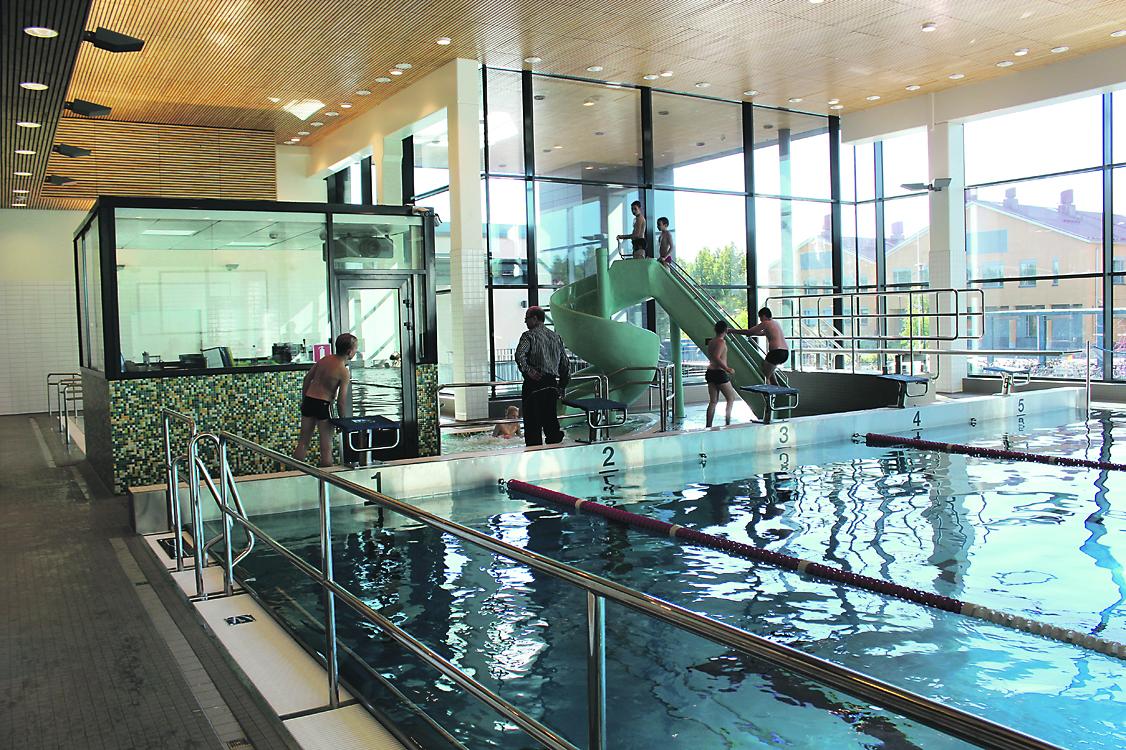 Ylöjärvi uimahalli