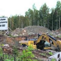 Vaasantien varteen noussee lvi-tukkumyymälä – Kaikki Teivo II -yritystontit on nyt myyty tai vuokrattu