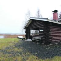 Jyrki Boreniuksen mielestä Ylisellä seisova upea rantakota pitäisi siirtää asiakkaiden iloksi Pitkäniemeen.