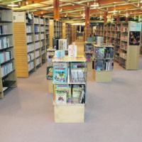 Vieroitusoireita: Jotain hyvin merkittävää puuttuu, kun kirjastossa ei saa olla