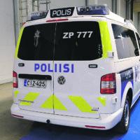 Kannabiksen haju sai poliisin valppaaksi