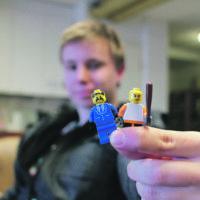 Lego-Ismo tuottaa jo rahaa – katso video!