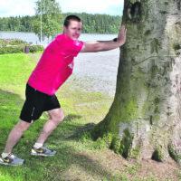 Maraton on arkipäivää Ville Niemenmaalle