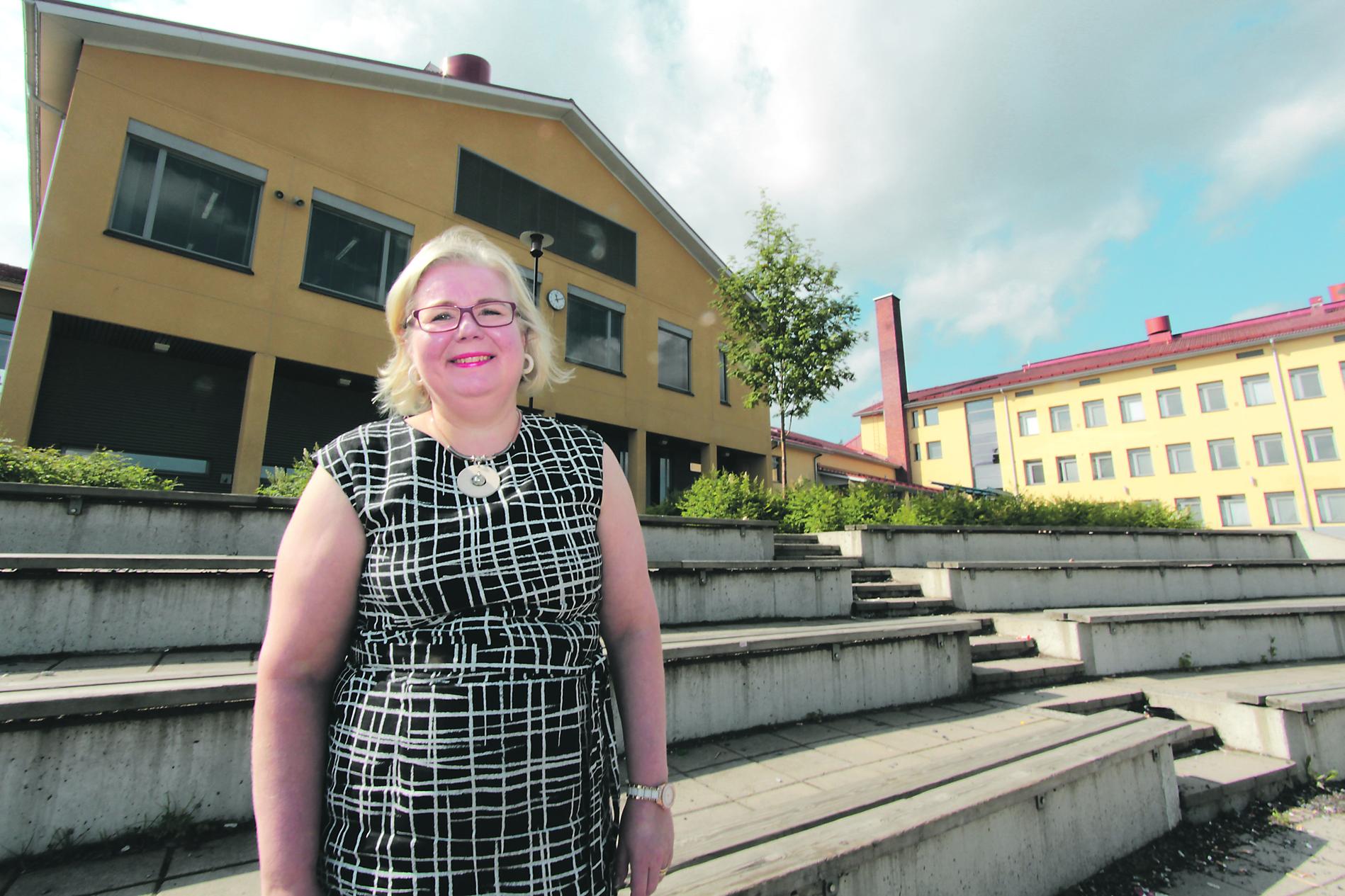 Ylöjärven yhtenäiskoulu yhteystiedot