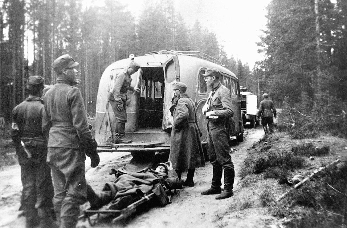 Jatkosodassa Kaatuneet