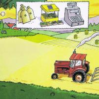 Viljelijä- ja hanketuet tuovat hyvinvointia kaikille