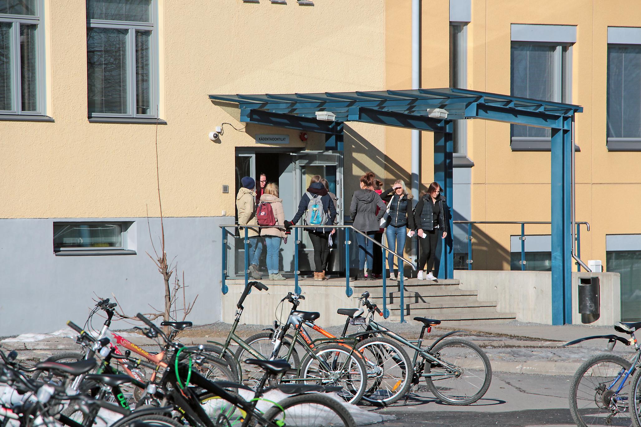 Ylöjärven yhtenäiskoulu wilma