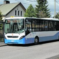 Puutarhakaupungin sisäiset bussimatkat halpenevat