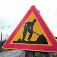 Metsäkylän maanrakennustyöt sulkevat Hiekkamaantien ja Metsäkyläntien läpiajoliikenteeltä