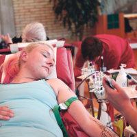 Ylöjärvellä järjestestään huomenna verenluovutustilaisuus – koronarokotteen ottaminen ei estä luovuttamista