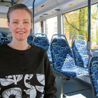 Ylöjärvelle uusimmat bussit
