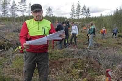 Metsästä ammatti -tapahtuma, Kurun metsäoppilaitos, Kurun metsäkoulu, Tredu, Tredu Metsätie