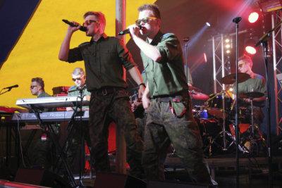 Puolustusvoimien varusmiessoittokunnan showband, puolustusvoimien varusmiessoittokunta, Pöheikön Pölläys, Pöheikön Pölläys 2016