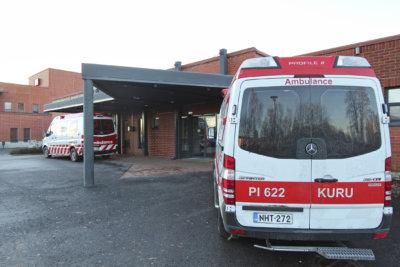 ambulanssi, terveyskeskus, Kuru