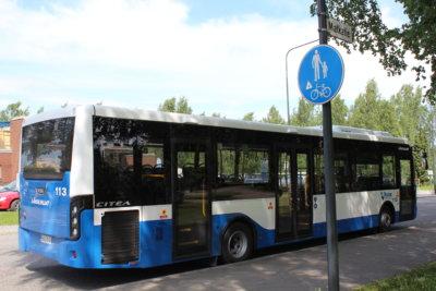 bussi, nysse, joukkoliikenne