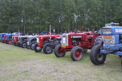 Haverin Konepäivät, traktori, Viljakkala