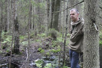 luonnonsuojelu, luonnonsuojelualue, Pentti Keskitalo, ympäristö