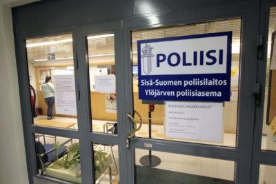 Poliisi, ylöjärven poliisi