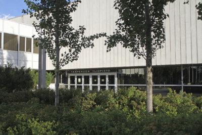 Tampereen yliopisto, korkeakoulu, opiskelu