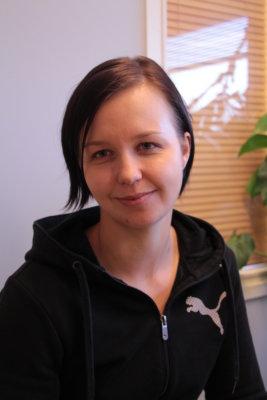 Katja Sirviö, urheilu, urheilutoimittaja, urheiluavustaja, urheilupakina