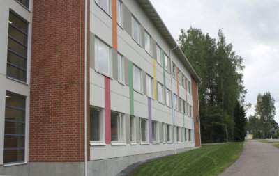 koulu, Metsäkylän yhtenäiskoulu