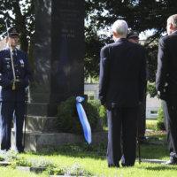 Sunnuntaina vietetään Kaatuneitten muistopäivää – Sankarihaudoille lasketaan seppeleet eri puolilla Ylöjärveä