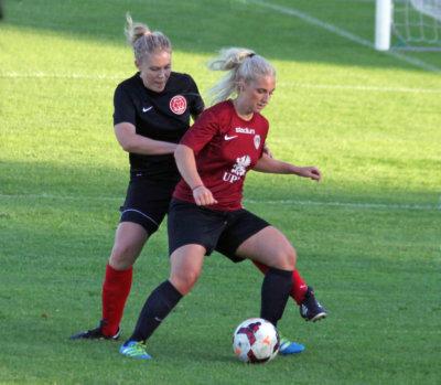 YIlves, Ylöjärven Ilves, naisten Kakkonen, jalkapallo