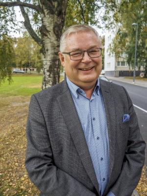 Jaakko Herrala, soteprojektijohtaja, sote, soteuudistus