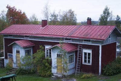 vanha talo, Viljakkalan pappila