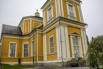 ylöjärven kirkko