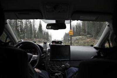 Liikenneonnettomuus ylöjärvi