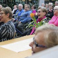 Vanhustenviikon päätapahtumassa saadaan ohjausta ja neuvontaa terveysasioissa, tutustutaan edunvalvontaan ja kurkistetaan vanhusten palvelujen historiaan
