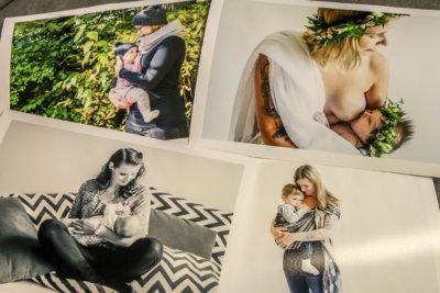 Roosa Blom, imetyskalenteri, kalenteri, imetys, hyväntekeväisyys, valokuvaus