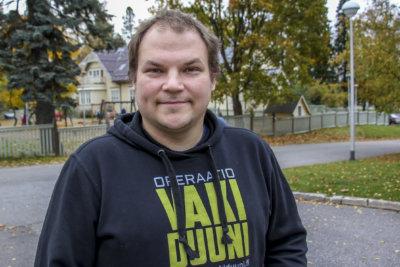 Jussi-Pekka Ahonen, Metalliliitto, SDP, Ylöjärven kaupunki, asukaslautakunta, puheenjohtaja