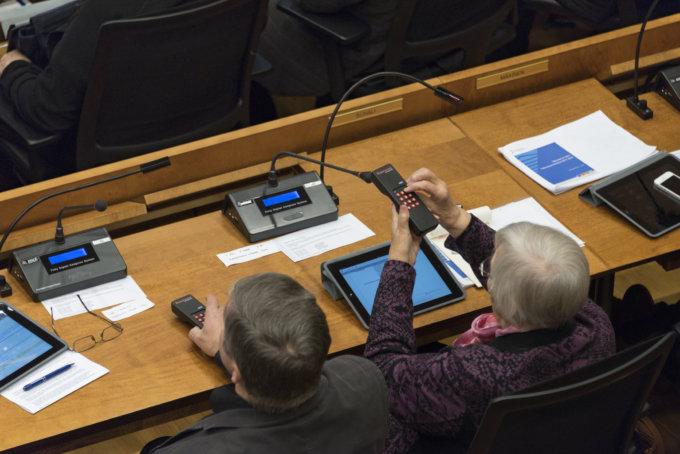 kaupunginvaltuusto, Ylöjärven kaupunginvaltuusto, Ylöjärven kaupunginjohtaja, Ylöjärven kaupunki, paikallispolitiikka, politiikka