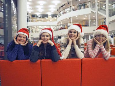 Tonttujen touhupäivä, Koulutuskeskus Valo,  Tredu, joulutapahtuma