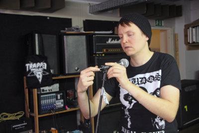 Abduktio, punk, hardcore punk, Mikko Suikkanen
