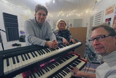 Toni Lund, soulmusiikki, musiikki, Lime Soul Band, Katariina Kallio, Ari Jalokinos, koskettimet