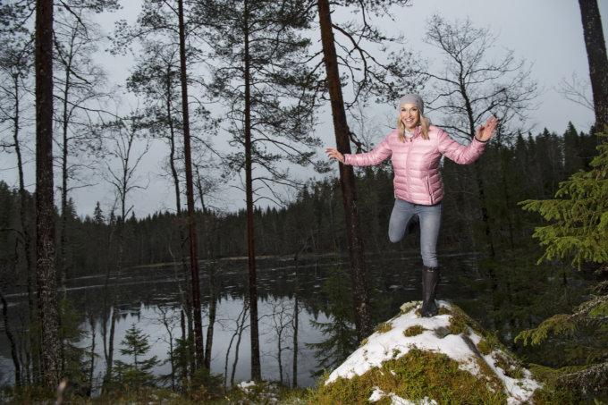 Vuosi 2016, Vuosi kuvina, Ylöjärven vuosi, Jutta Gustafsberg, Iso-Majajärvi, meditaatiokeskus
