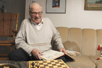 Kauko Virtanen, shakki, tehtäväshakki