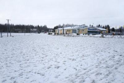 Ylöjärven keskusta, S-market Ylöjärvi