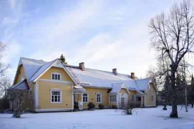 Pietilän talo, Ylöjärven keskusta