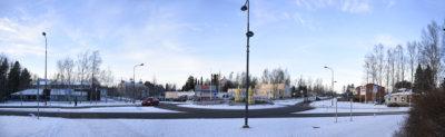 Ylöjärven keskusta, Räikänhelma