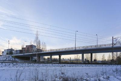 Ylöjärven keskusta, Soppeenmäki, Soppeenmäen silta