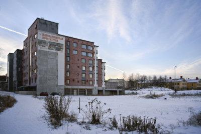 Ylöjärven keskusta, Soppeenmäki, Soppeensydän, Emminkammari, Artturintorni